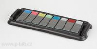 Tác na barvení preparátů jednorázový