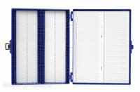 Kazeta pro 100 mikroskopických skel