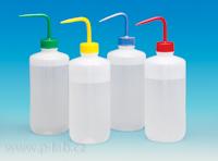 Střička LDPE s barevným víčkem