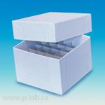 Krabička na mikrozkumavky 5 ml