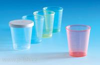 Barevný pohárek