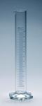 Válec odměrný vysoký z borosilikátového skla MBL