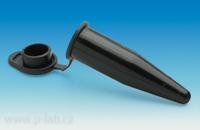 Mikrozkumavka 1,5 ml černá