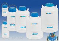 Kontejnery na tekutý dusík typ BIO