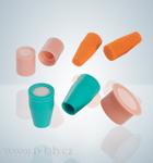 Zátky z pěnového silikonu