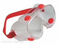 Brýle ochranné s lícnicí