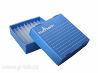 Krabička na mikrozkumavky 0,5 ml
