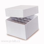 Krabička mini do mrazících boxů papírová