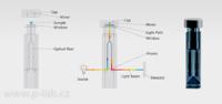 Schéma fungování kyvety TrayCell