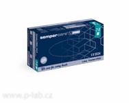 Rukavice vyšetřovací latexové SEMPERCARE® premium