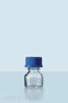 10ml čirá laboratorní láhev se šroubovacím uzávěrem