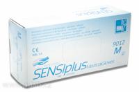 Rukavice vyšetřovací latexové SENSIplus DONA® | VULKAN-MEDICAL
