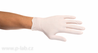 Latexové vyšetřovací rukavice SENSITIVE DONA<sup>®</sup>
