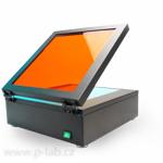 Transiluminátor FastGene® Blue/Green LED model XL FG-09