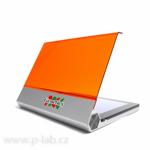 Prosvětlovací deska FastGene® Blue/White LED Tab