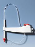 Náhradní titrační trubička s ventilem a uzávěrem