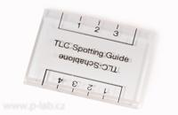 Pravítko pro TLC desky