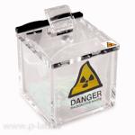 Krabice na radioaktivní odpad