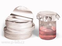 Fólie hliníková - kruhové výseky