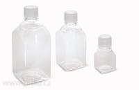 Láhev pro média hranatá PET sterilní | GREINER BIO-ONE