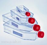 Lahvička kultivační pro adherující buňky s filtrem ve víčku