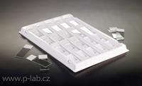 Tác na mikroskopická skla