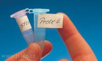 Štítek popisovací na mikrozkumavky