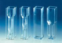 UltraVette kyvety, makro a semimikro kyvety